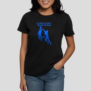 Hand of God Women's Dark T-Shirt