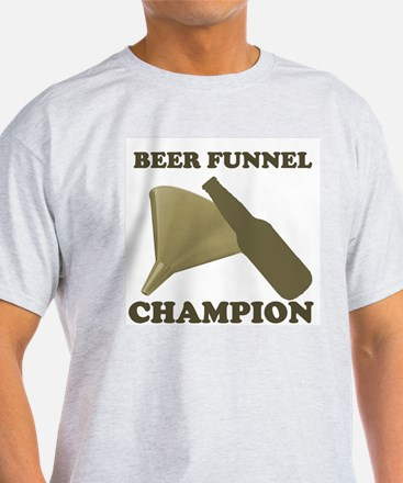 Beer Funnel Champion T-Shirt
