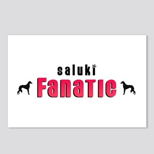 Saluki Fanatic Postcards (Package of 8)