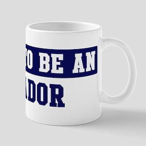 Proud to be Amador Mug