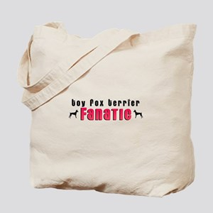 Toy Fox Terrier Fanatic Tote Bag