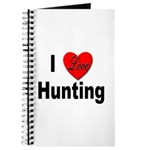I Love Hunting Journal