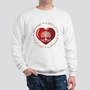 Labor Of Love Sweatshirt