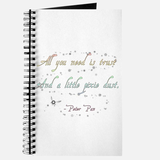 Trust and Pixie Dust Journal