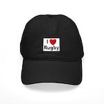 I Love Rugby Black Cap