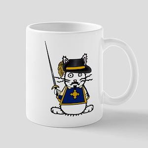 Musketeer Bunny Mug