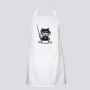 Musketeer Bunny BBQ Apron