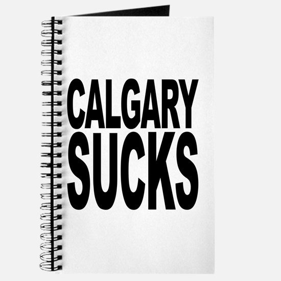 Calgary Sucks Journal