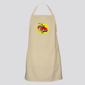Driving Safety BBQ Apron