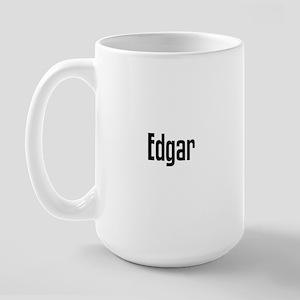 Edgar Large Mug