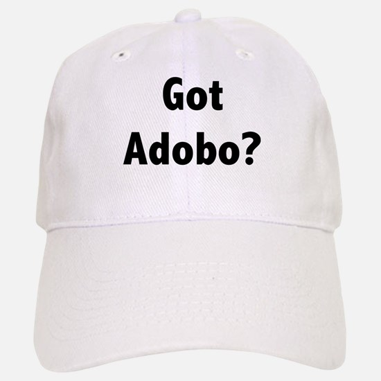 Got Adobo? Baseball Baseball Cap