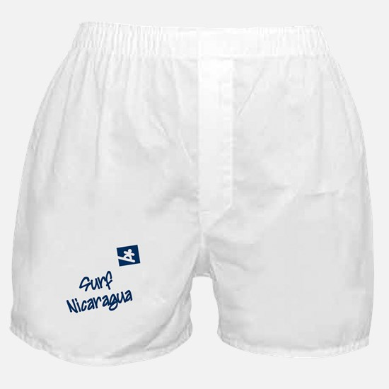 Surf Nicaragua Boxer Shorts