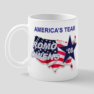 Romo/Owens 08 Mug