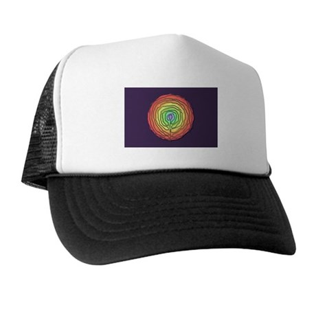 Trust Birth Labyrinth Trucker Hat