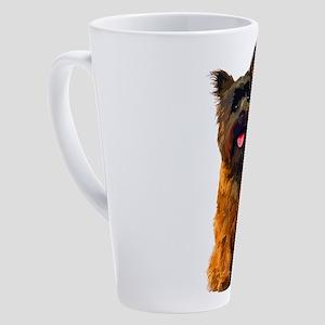 Cairn Terrier 17 oz Latte Mug