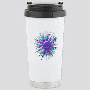 Optical Sun - Stainless Steel Travel Mug