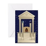 The Chamber Greeting Card