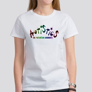 The Real Autism Community Women's T-Shirt