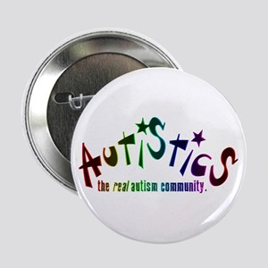 The Real Autism Community Button