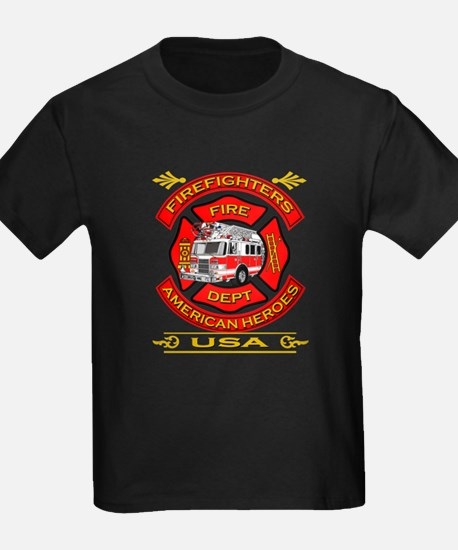 Firefighters~American Heroes T