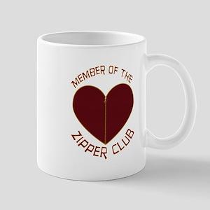 Zipper Club Mug