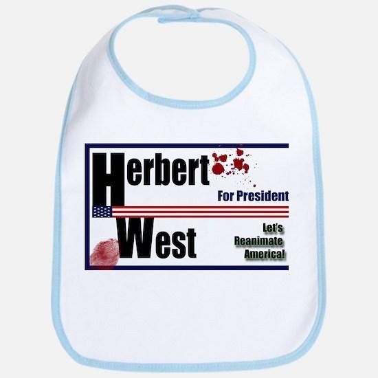 Herbert West reanimator president Bib