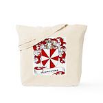 Lamoureux Family Crest Tote Bag