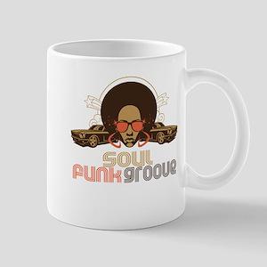 Soul Funk Groove Mug