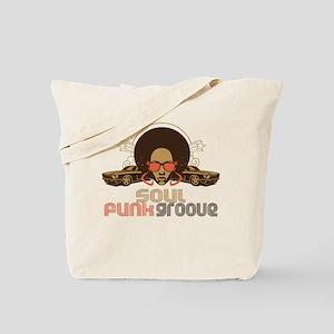 Soul Funk Groove Tote Bag