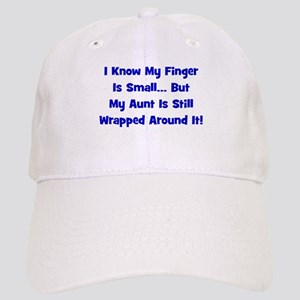 c4d73d81603f0 Aunt Wrapped Around Finger - Cap
