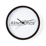 Slackware Flippy Logo Wall Clock