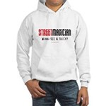 Wanna See a Trick? Hooded Sweatshirt