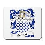 Laroche Family Crest Mousepad