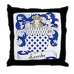 Laroche Family Crest Throw Pillow