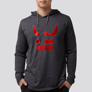 "Danish Viking ""Viking"" Long Sleeve T-Shirt"