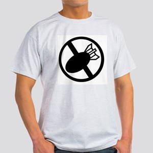 No Nukes Light T-Shirt