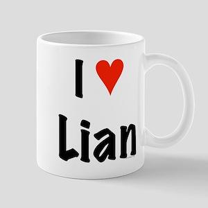 I love Lian Mug