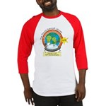 Martians for Education Baseball Jersey