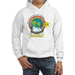 Martians for Education Hooded Sweatshirt