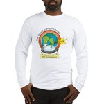 Martians for Education Long Sleeve T-Shirt