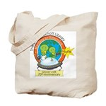 Martians for Education Tote Bag