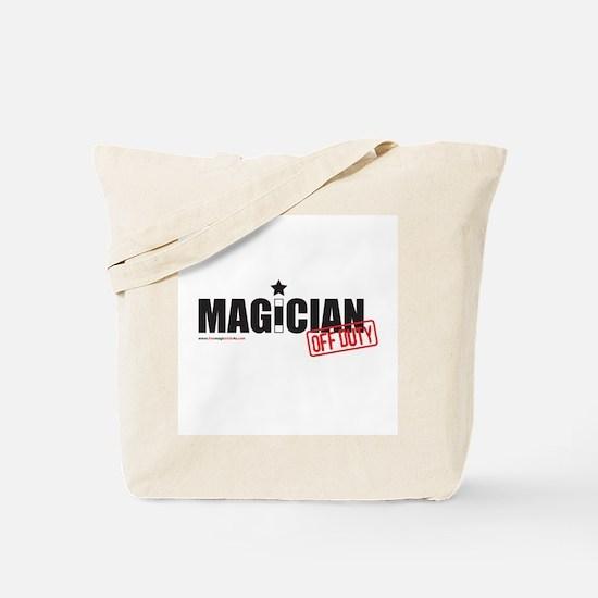 Magician Off Duty Tote Bag