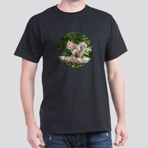 Hungry Squirrel Dark T-Shirt