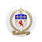 """SANSOUCY Family Crest 3.5"""" Button (100 pack)"""