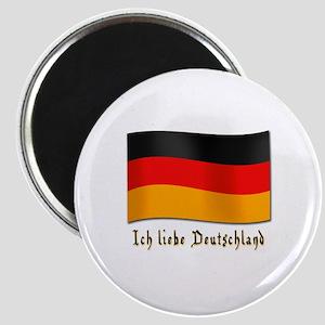 Ich liebe Deutschland Magnet