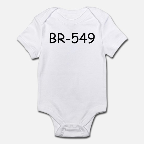 BR-549 Infant Bodysuit