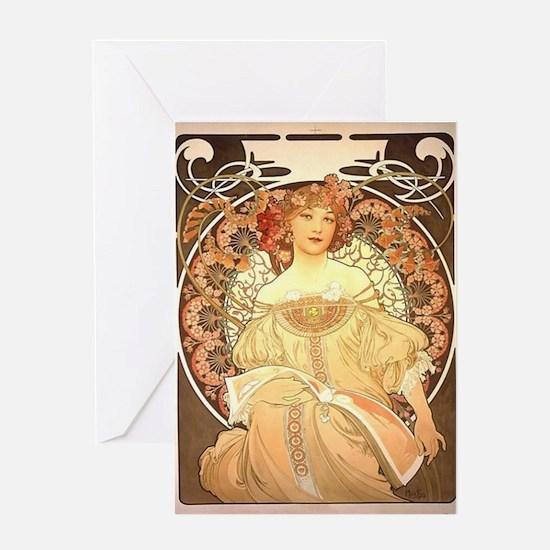 Reverie Greeting Card