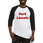 Fort Lincoln Baseball Jersey