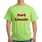 Fort Lincoln Green T-Shirt