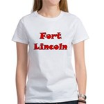 Fort Lincoln Women's T-Shirt